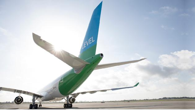 LEVEL will commence flights from Paris Orly to Montreal on board Airbus A330-200 aircraft starting in July 2018.