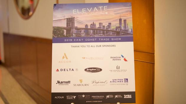 Travel Leader Group's East Coast Elevate trade show