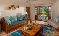 Tropical Beachfront Two-Bedroom Grand Butler Family Suite