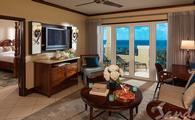 Mediterranean Honeymoon Romeo and Juliet Oceanview Penthouse One Bedroom Butler Suite