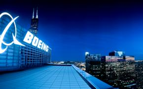 Boeing corporate offices.
