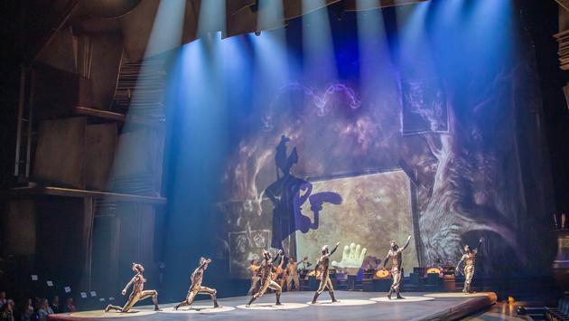 Cirque du Soleil & Disney