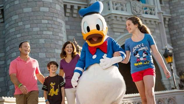 Save 20% On Advance Purchase Of 4-Day Or Longer Walt Disney World Resort Theme Park Tickets!