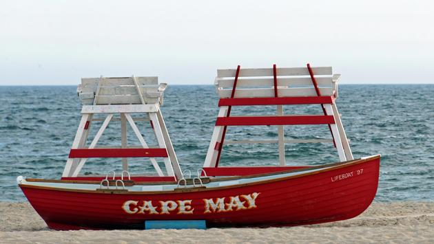 Cape May Lifeboat
