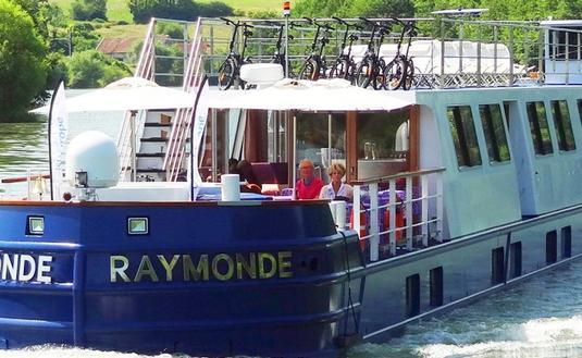 CroisiEurope's MS Raymonde