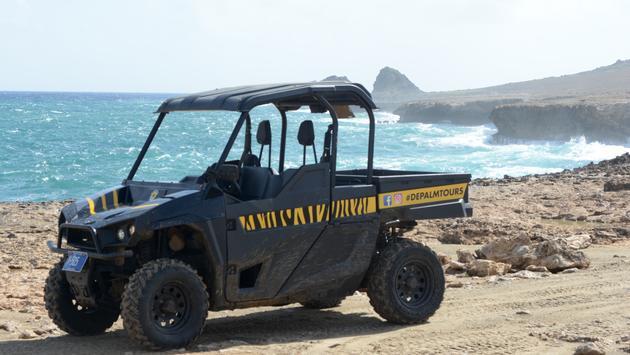 Autoquad à Aruba (photo: Gabriel Anctil)
