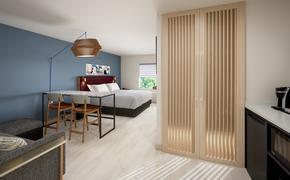 The new Atwell Suite concept by IHG