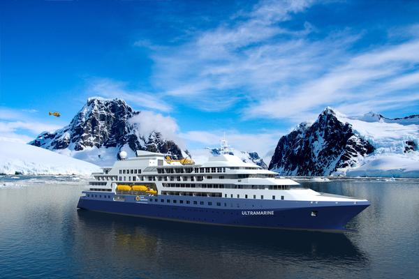 Quark Expeditions Unveils Details of New Ultimate Polar Cruise Ship