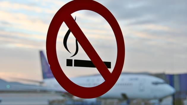 Airport No Smoking