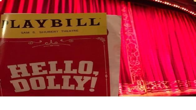 Hello, Dolly! runs through August at the Shubert Theatre
