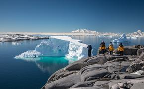 Quark, Expeditions, Antarctica