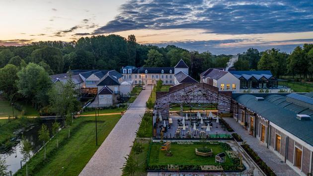 Hyatt, Regency, Chantilly