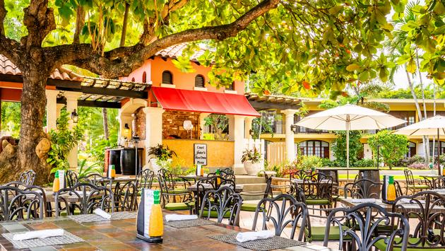 Court Jester's Pizzeria at Jewel Dunn's River All-Inclusive Adult Beach Resort & Spa.