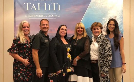 Évènement Tahiti à Montréal