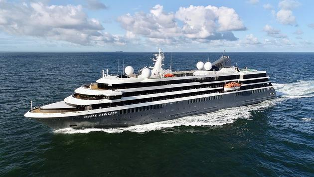 Mystic Cruises' World Explorer.