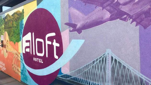 Aloft Dublin-Pleasanton in California