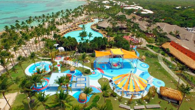 Club Med Punta Cana resort, Punta Cana, Dominican Republic.