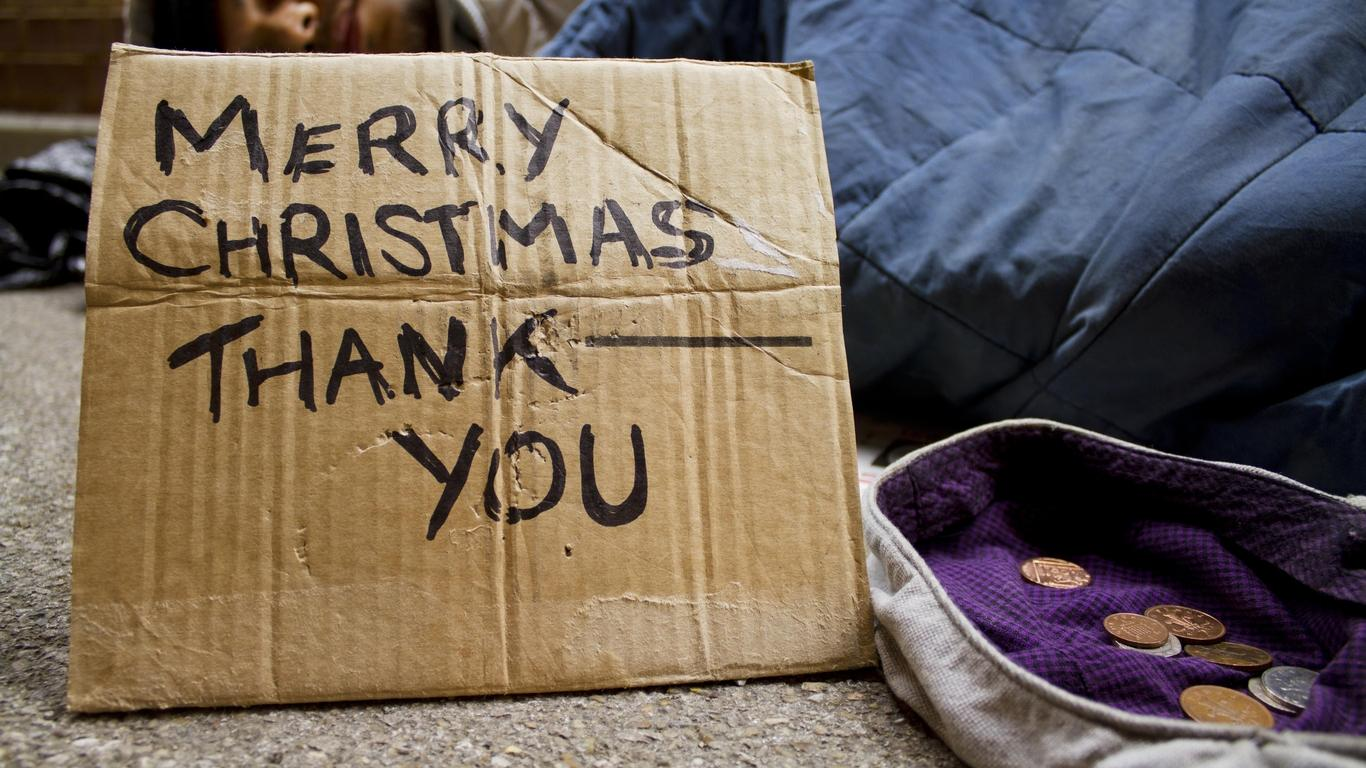 Hotel Delivers a Christmas Miracle for the Homeless