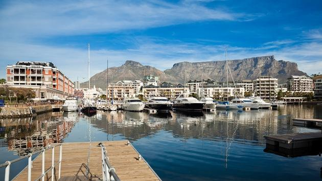 Cape Town Builds Temporary Desalination Plants As Water Supply Approaches 'Day Zero'