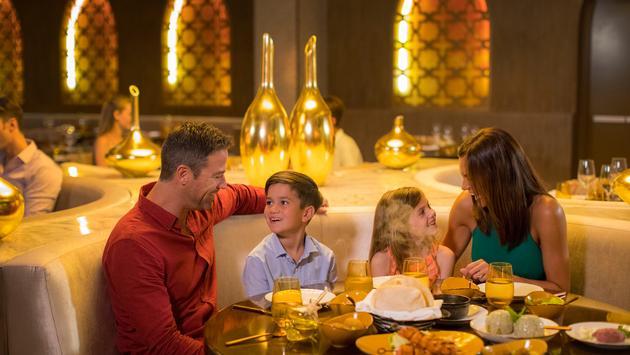 Le nouveau restaurant libanais, Habibi.