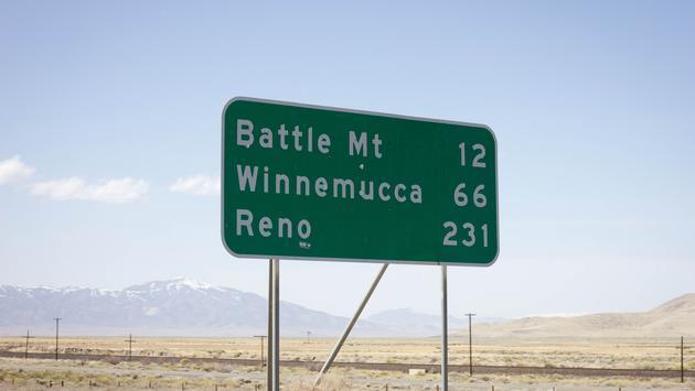 Road Trip, Road Signs