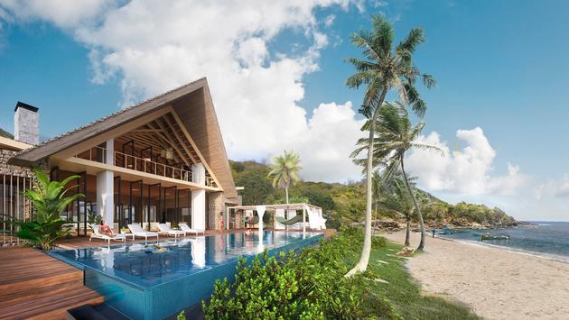 Cabot Saint Lucia Beach Residence