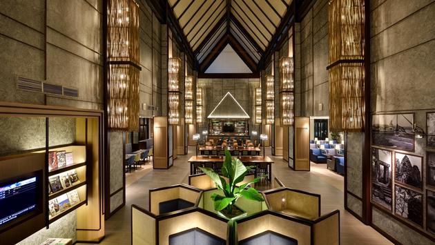Plaza Premium Lounge Siem Reap.