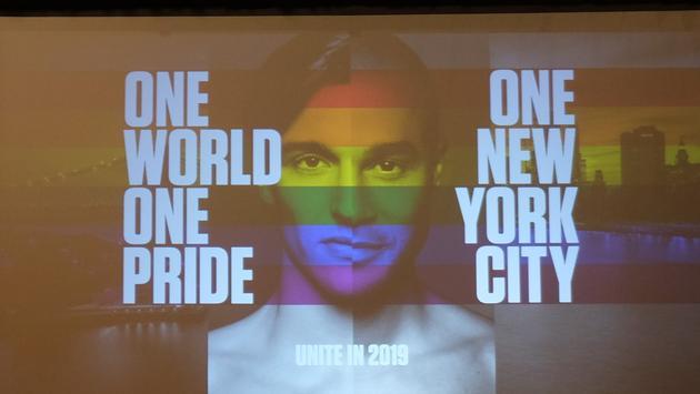 World Pride Day New York City