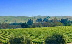 Livermore Valley in California