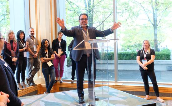 TravelBrands President and CEO Frank DeMarinis