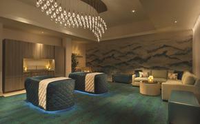 Bellagio Spa Suite
