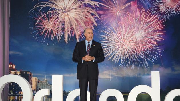 George Aguel, CEO Visit Orlando