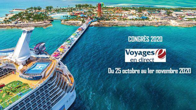 Congrès 2020 Voyages en Direct