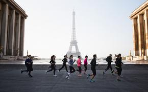 "The ""Run My City"" program at Four Seasons Hotel George V, Paris"