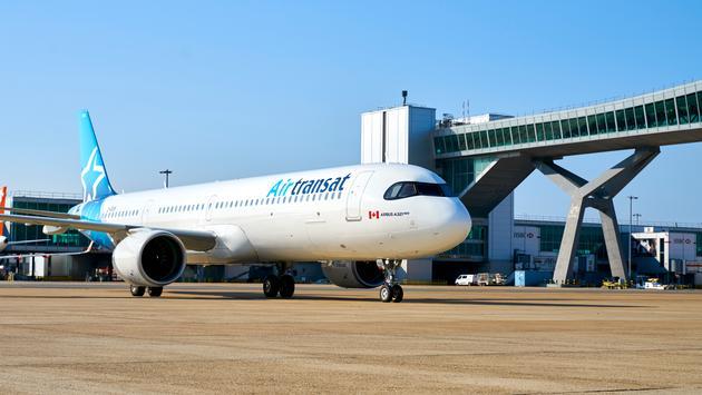 Air Transat Toronto Londres