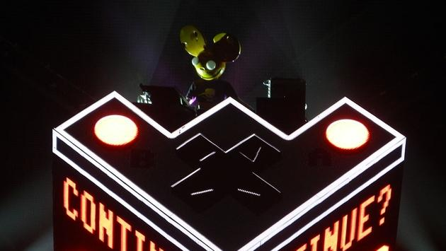 deadmau5 at the Aragon, Chicago