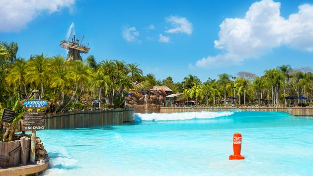 Typhoon Lagoon, Disney World