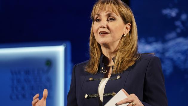 Gloria Guevara, President and CEO of WTTC.