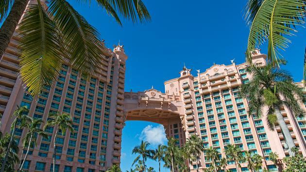 The Royal Towers on Nassau Paradise Island, Bahamas