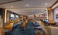 The Bow Lounge on Seabourn Venture