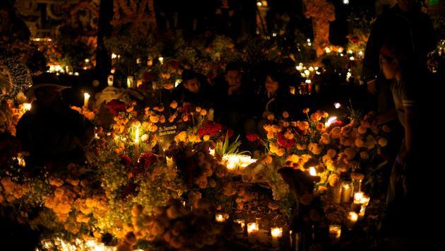 Pátzcuaro es considerado el mejor destino para el Día de Muertos. (Foto de Secretaría de Turismo de Michoacán)