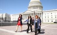 Travel agents on Capitol Hill for ASTA Legislative Day 2019.