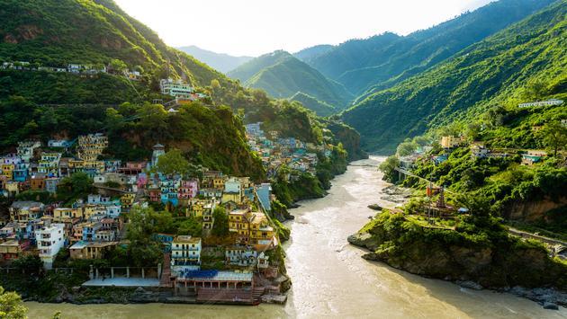 River, Ganges, India