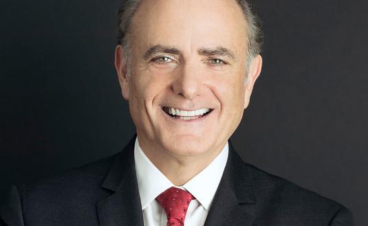 Calin Rovinescu, PDG d'Air Canada