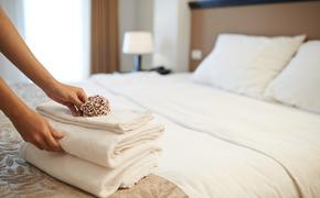 hotel room cleaning service