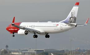 Norwegian Air flight
