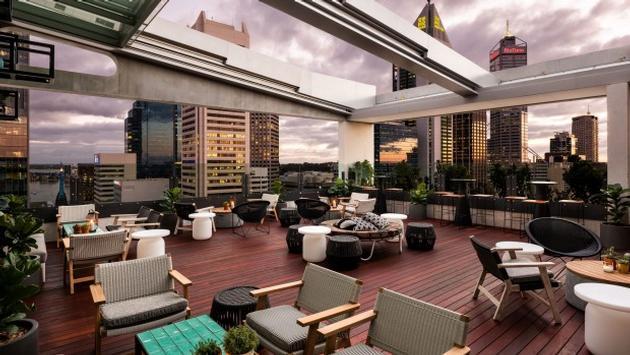 Le QT Hotel Perth vient d'ouvrir