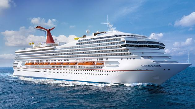 Hidden camera found inside Carnival cruise ship room, Florida couple claims