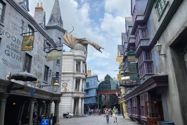 Universal Orlando Resort Just Reopened - Here's What It's Like to Visit a Theme Park Now