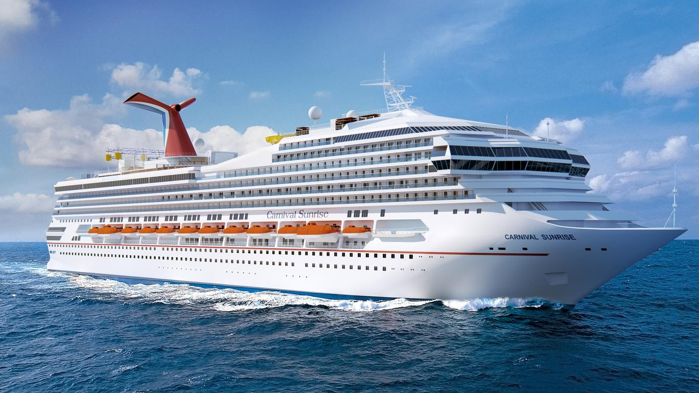 Carnival Cruise Line Introducing New Brunch Menu